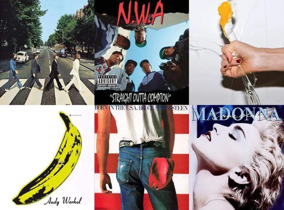 Bigpicture ru iconic album covers comp