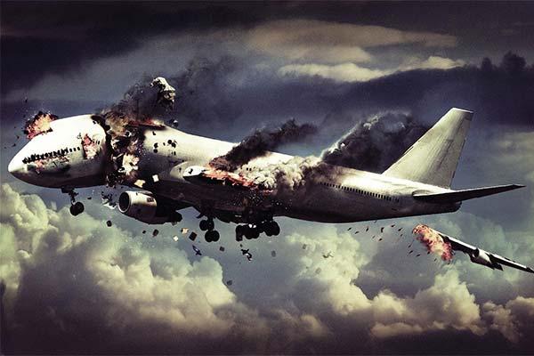 Авиакатастрофа k chemu snitsja aviakatastrofa