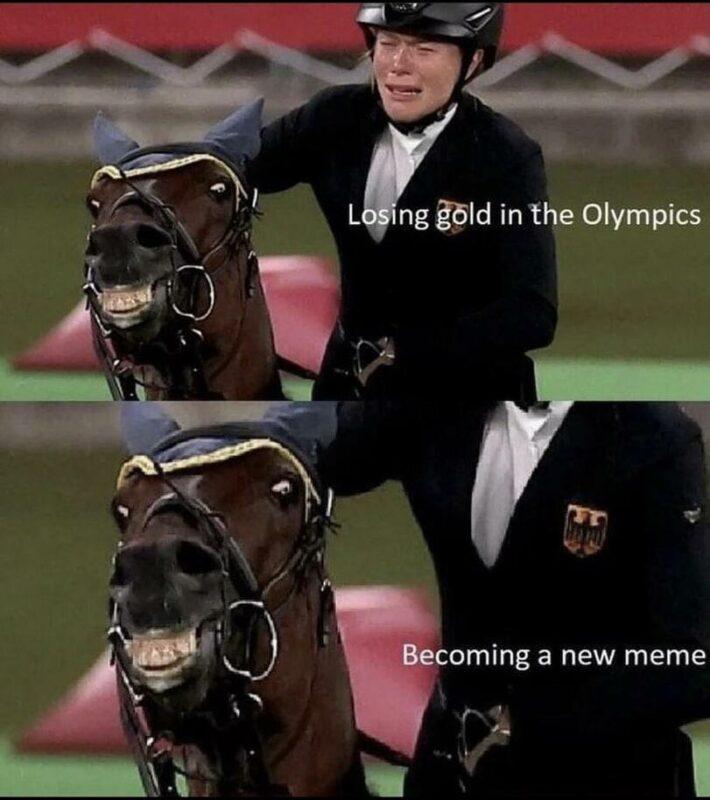 Bigpicture ru лошадь скачки новый мем юмор 6848431