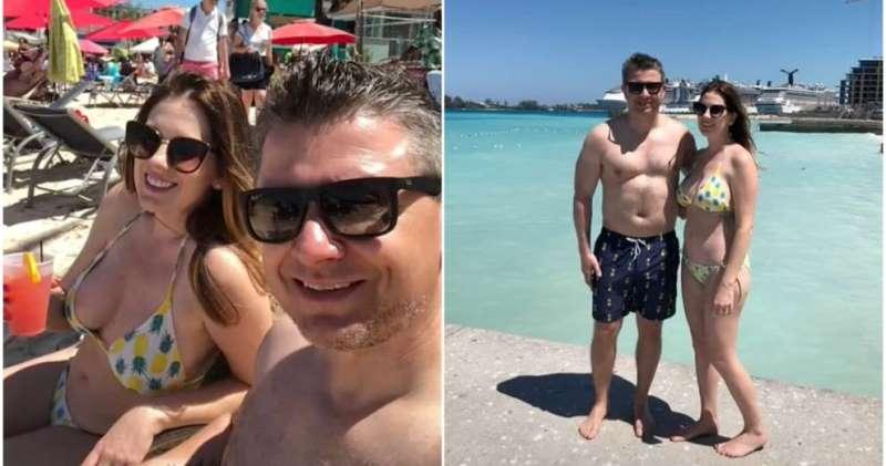 Супруги купили симпатичную одежду для пляжа, но она стала приманкой для свингеров фото