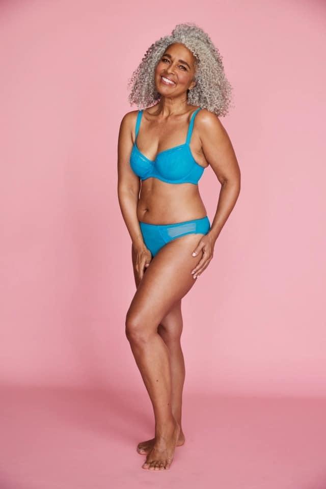 Возраст – мечте не помеха: 55-летняя британка стала успешной моделью