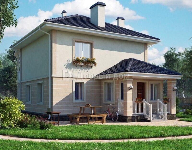 фотографии загородных домов