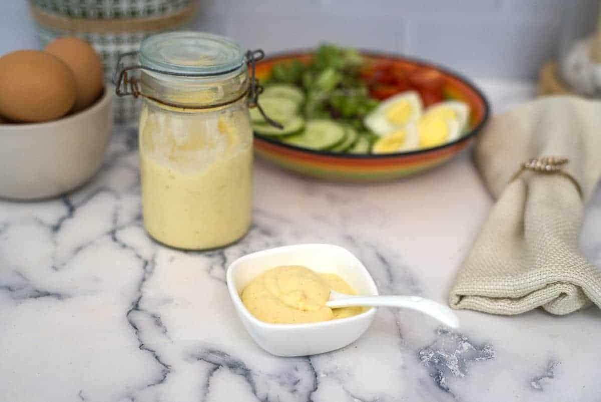 Bigpicture ru salad cream home made