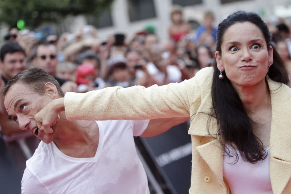 'the expendables 2' madrid premiere