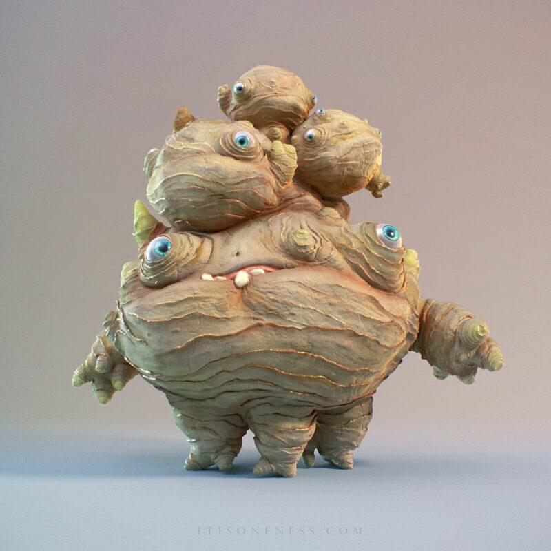 Bigpicture ru yuukimorita gingermonster