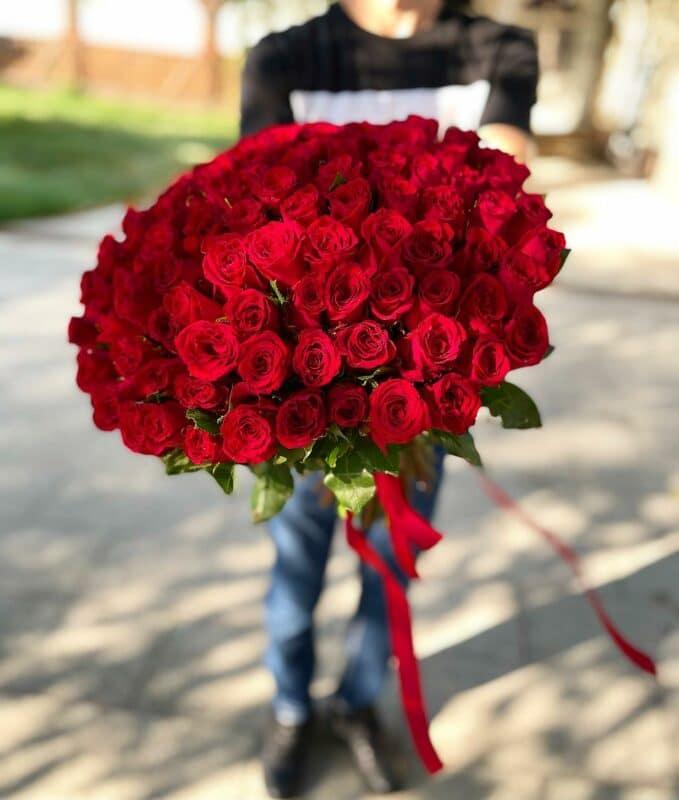 Bigpicture ru 101роза доставка цветов my bloom