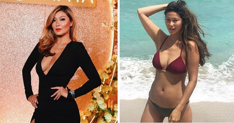 Марина Ким меняет профессию: эффектная телеведущая решила стать депутатом фото