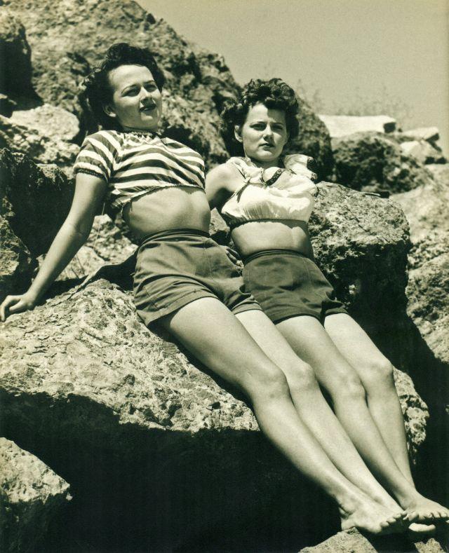 Bigpicture ru 1940s girls 3