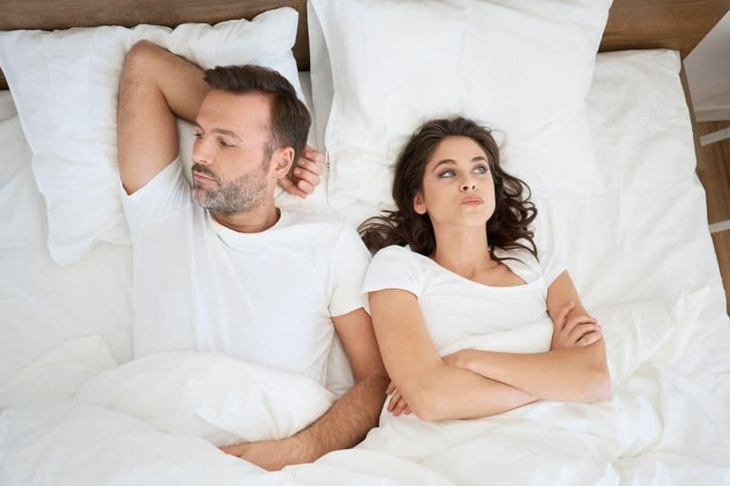 Bigpicture ru 2 frustrated couple lying in bed