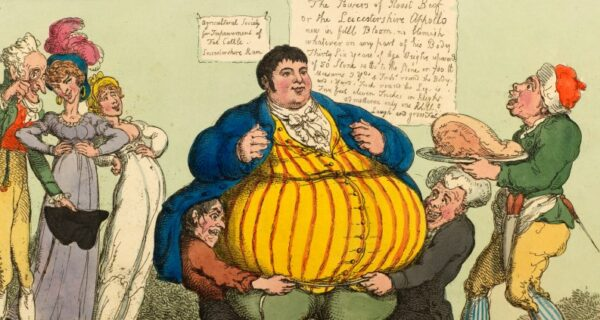 История Дэниела Ламберта — самого толстого человека в Англии