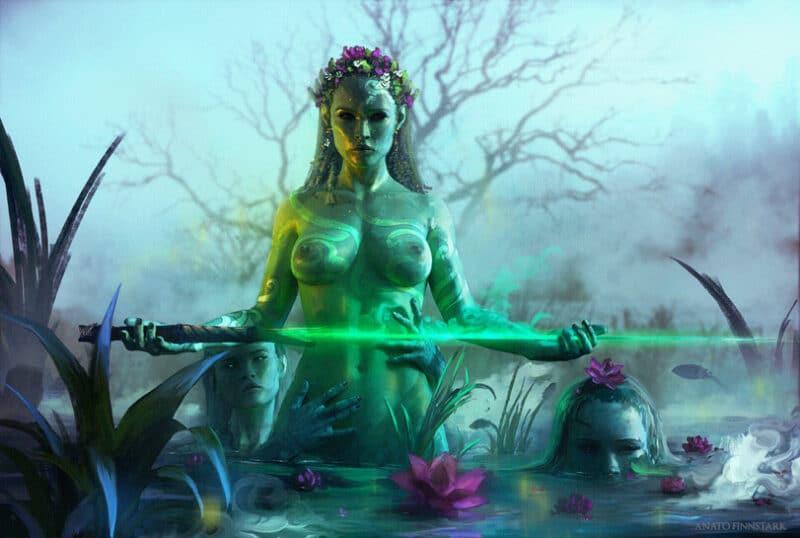 Bigpicture ru art девушка art fantasy anato finnstark 6907575