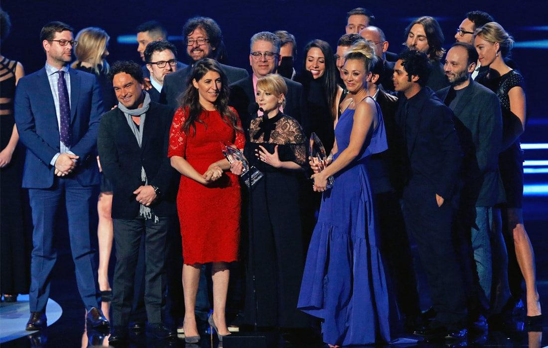Вручение премии People's Choice Awards