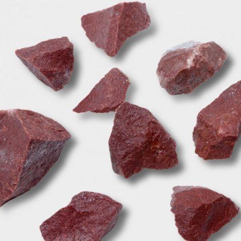 Bigpicture ru базальтовые камни малиновый кварцит