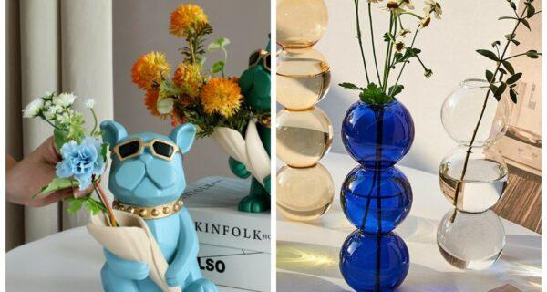 15 стильных ваз с AliExpress для уюта и красоты вдоме