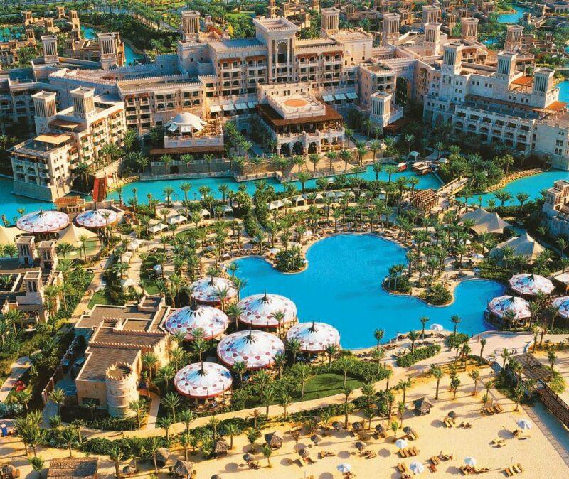 Madinat Jumeirah - отели