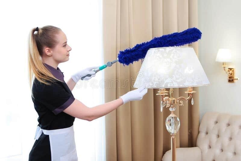Bigpicture ru maid white gloves long brush dus