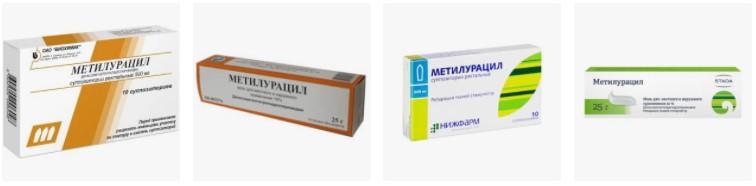Bigpicture ru метилурацил