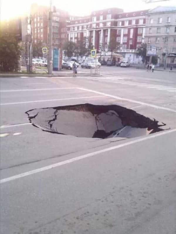 Bigpicture ru nastoyashhie 3d risunki na asfalte nikakogo fotoshopa 007