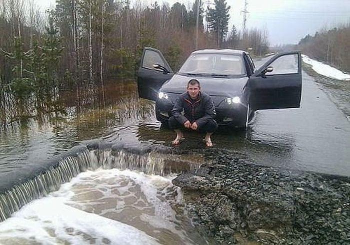 Bigpicture ru nastoyashhie 3d risunki na asfalte nikakogo fotoshopa 008