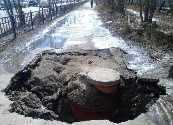 Bigpicture ru nastoyashhie 3d risunki na asfalte nikakogo fotoshopa 009