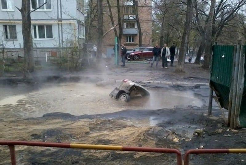 Bigpicture ru nastoyashhie 3d risunki na asfalte nikakogo fotoshopa 010