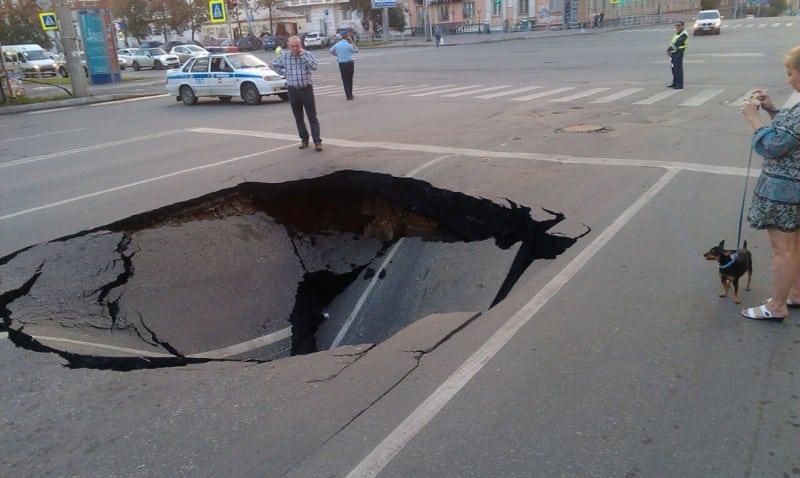 Bigpicture ru nastoyashhie 3d risunki na asfalte nikakogo fotoshopa 017