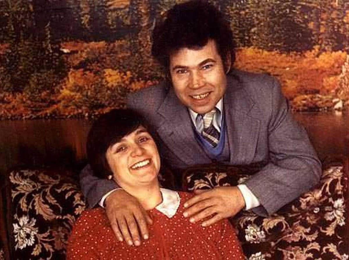 Как вырастить маньяка: серийный убийца Фред Уэст с женой