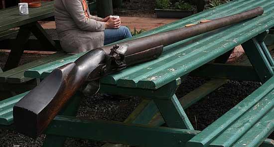 Bigpicture ru punt gun largest shotgun