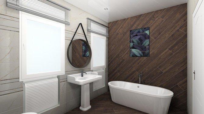Bigpicture ru современная классическая ванная комната