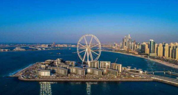 В ОАЭ открылся «Глаз Дубая», самое большое в мире колесо обозрения