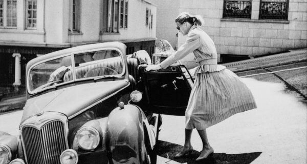Улицы Сан-Франциско 1940–60‑х годов на снимках ФредаЛиона