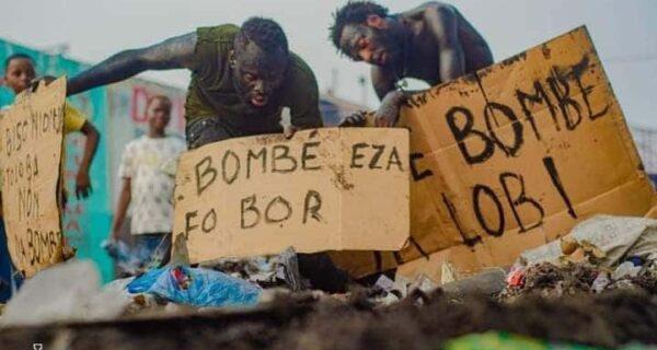 «Зомби Киншасы»: новый наркотик бомбе превращает людей в бессознательных существ