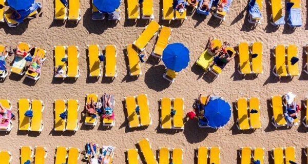 «Мне сверху видно все»: 22 аэрофото Каролиса Янулиса