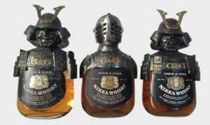 Nikka G & G Armor Knight Samurai Asuhara Set