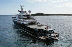 Bigpicture ru octopus – супер яхта для путешествий и исследований