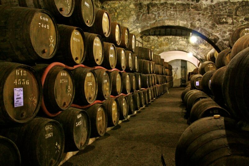 Croft port cellars