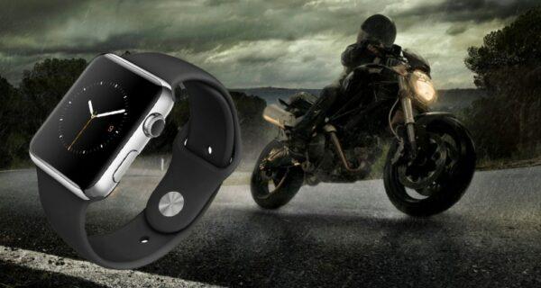 Умные часы спасли хозяину жизнь после серьезной аварии на безлюдном шоссе