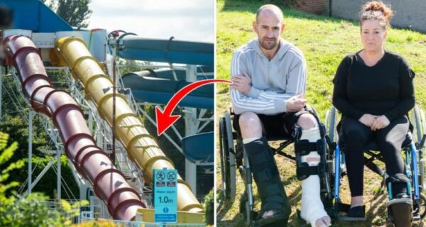 Пьяная пара из Великобритании ночью пробралась в аквапарк и переломала тамноги